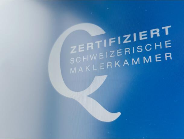 Headerbild Schweizerische Maklerkammer SMK